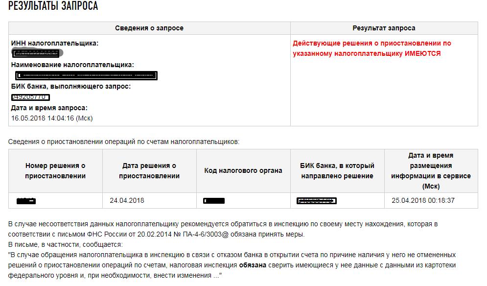 Налоговая заблокировала электронную отчетность регистрация ип по виду деятельности