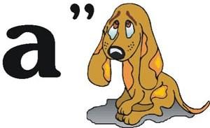 поиск ребус в картинках с ответом собака стоит