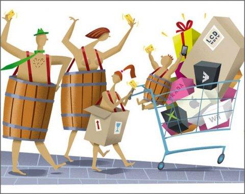 Sberbank CIB рассказал о возвращении населения к докризисному потреблению