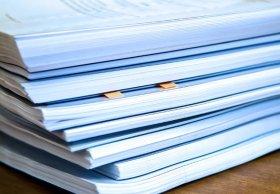 Как правильно прошить копии заверяемого многостраничного документа для отправки в ИФНС