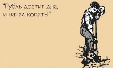 Экономисты написали сценарий для рубля на апрель, май и июнь