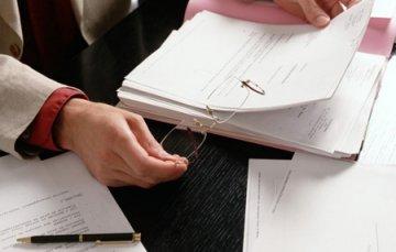 Письмо Минфина о сшивах документов, отдаваемых налоговикам, разослано в инспекции