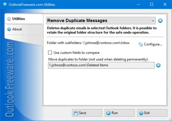Remove Duplicate Messages 4.4