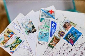 Отправить открытку за рубеж, днем рождения надежде